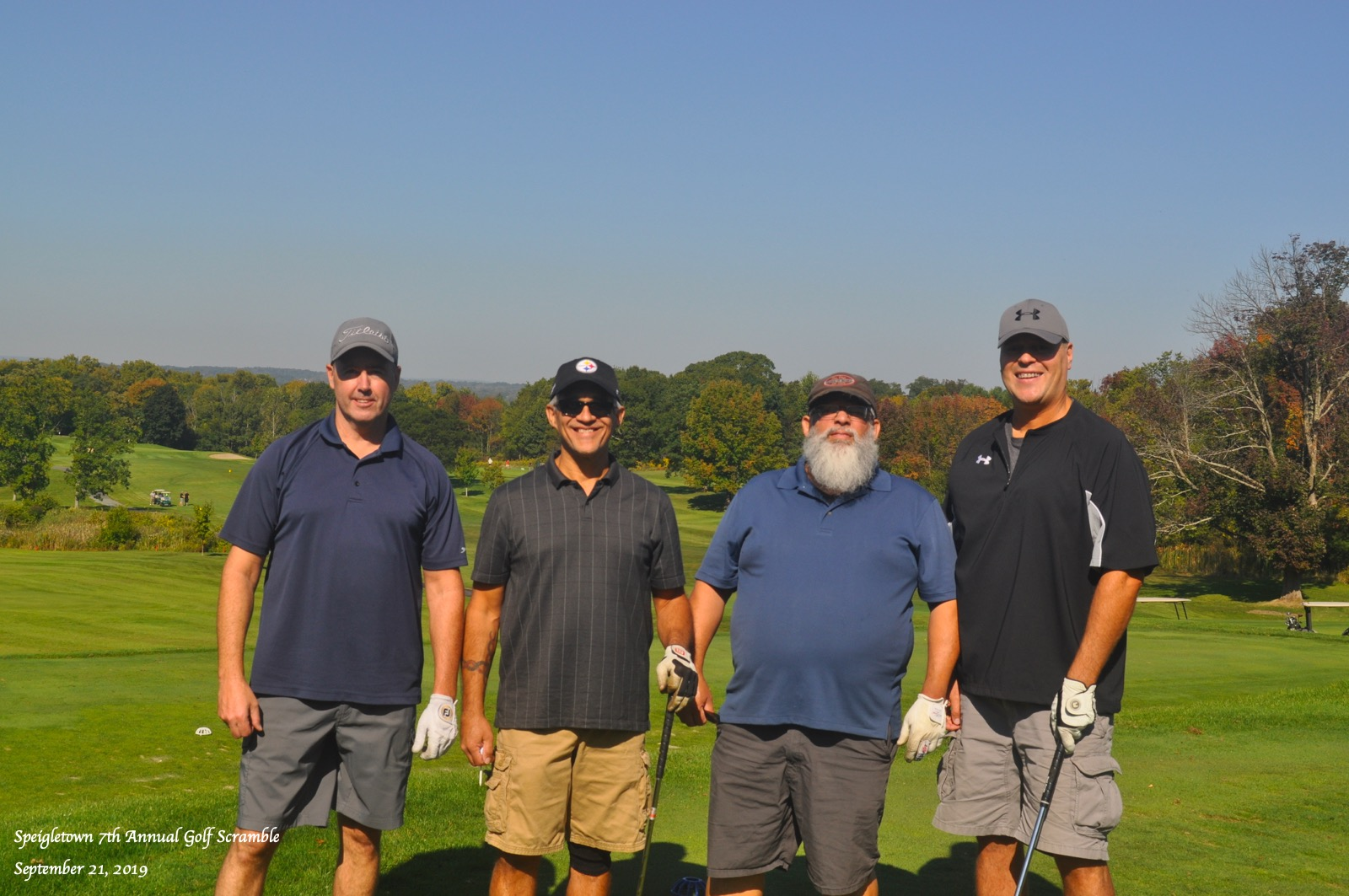 Speigletown Golf Scramble 2019 Teams15