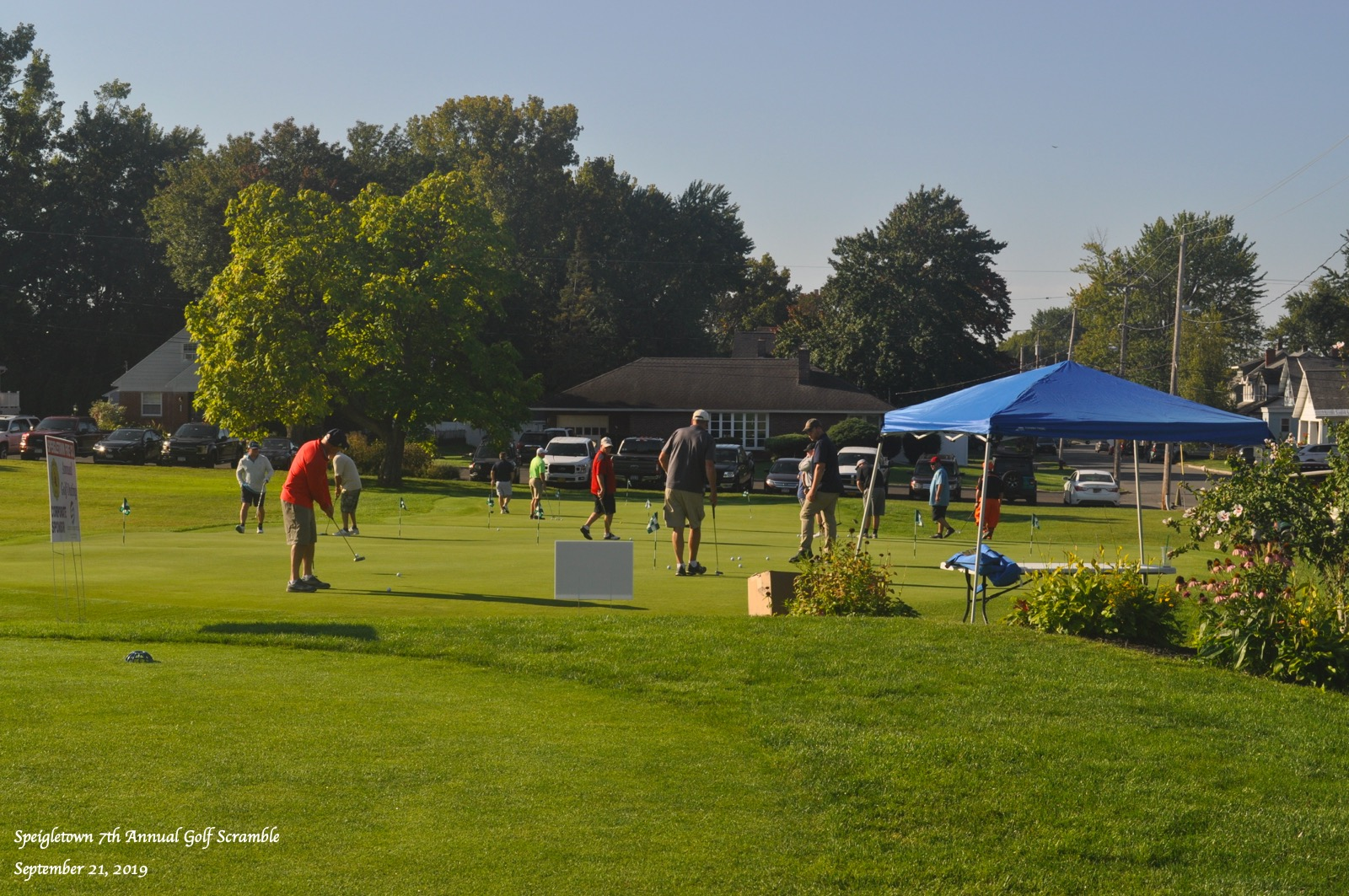 Speigletown Golf Scramble 2019_8