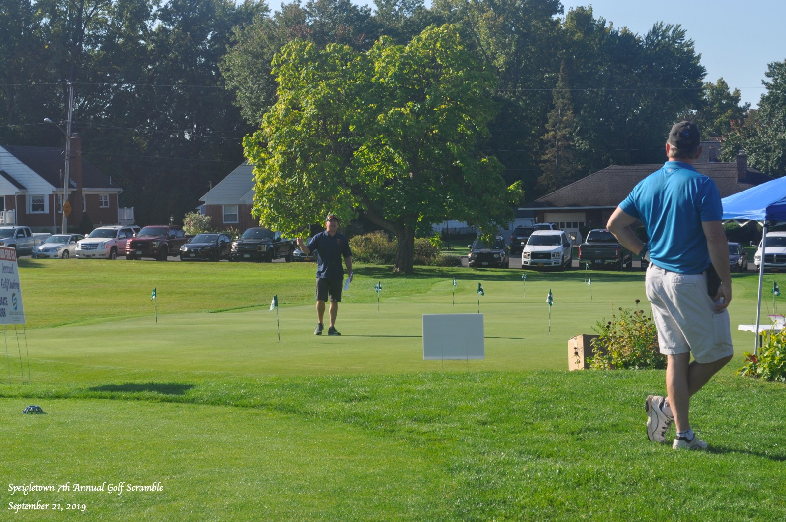 Speigletown Golf Scramble 2019_11