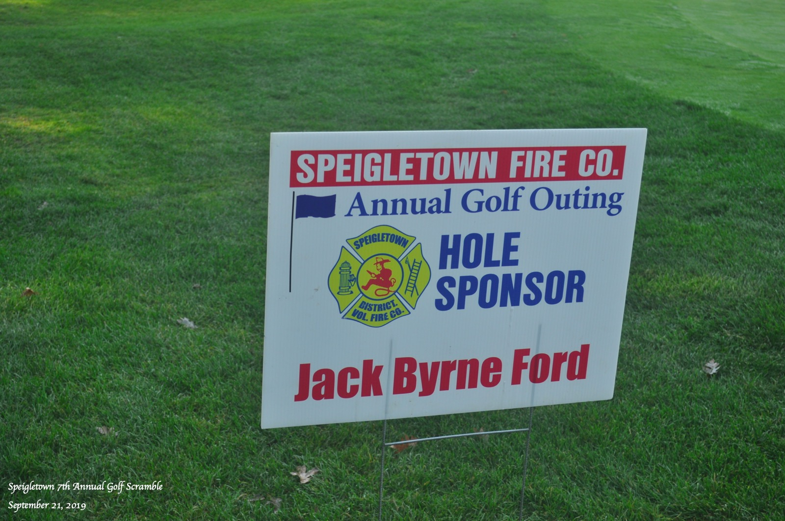 Speigletown Golf Scramble 2019 Sponsors3