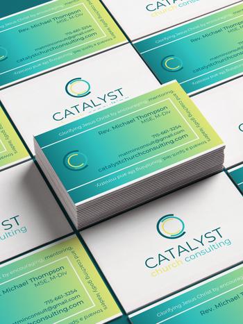 Branding: Logo, Business Cards & Color Sceme
