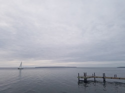 View over Green Bay
