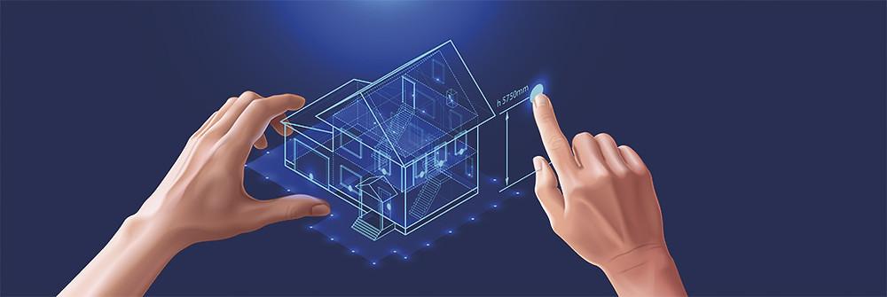 BIM is an intelligent 3D model-based process