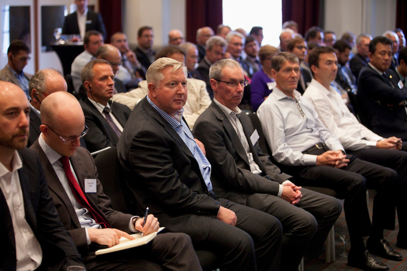 Delegates at the AIE/GCP conference hosted by SELECT