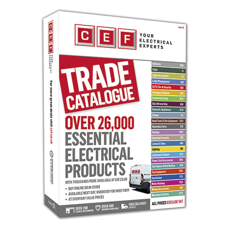 CEF trade catalogue