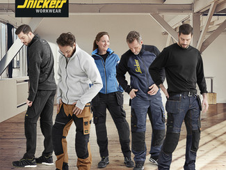 Find your perfect fit with next generation of Snickers Trousers