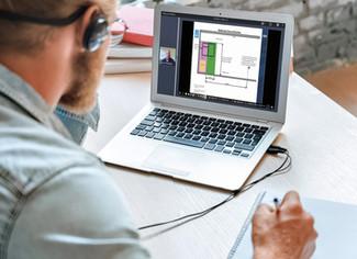 Inside the virtual classroom