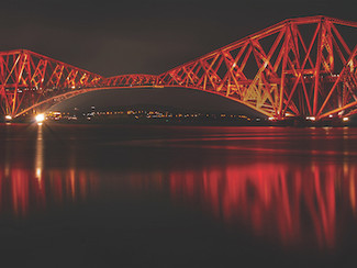Made in Scotland – from girders!