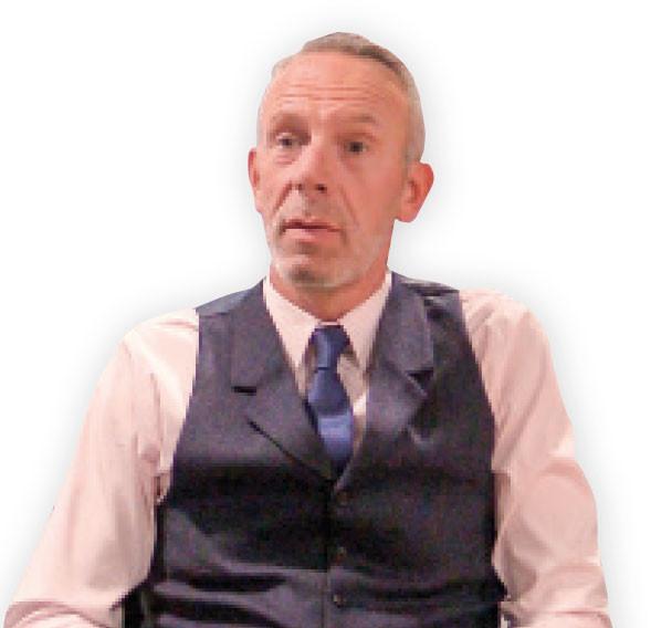 Gary Jackson, TClarke Scotland Managing Director