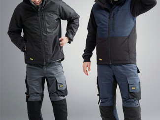 Beat Winter Weather With ALLroundWork Jackets Range