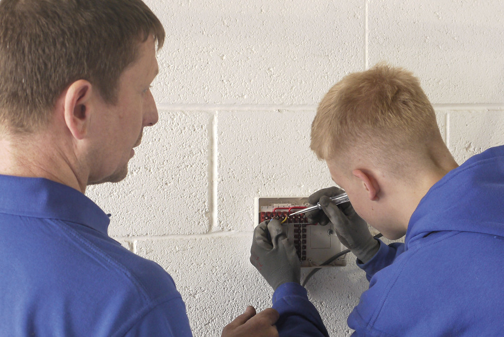 Apprentices are essential  to the future of the industry