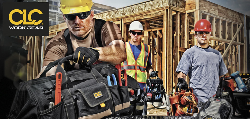 CLC work gear promotional picture