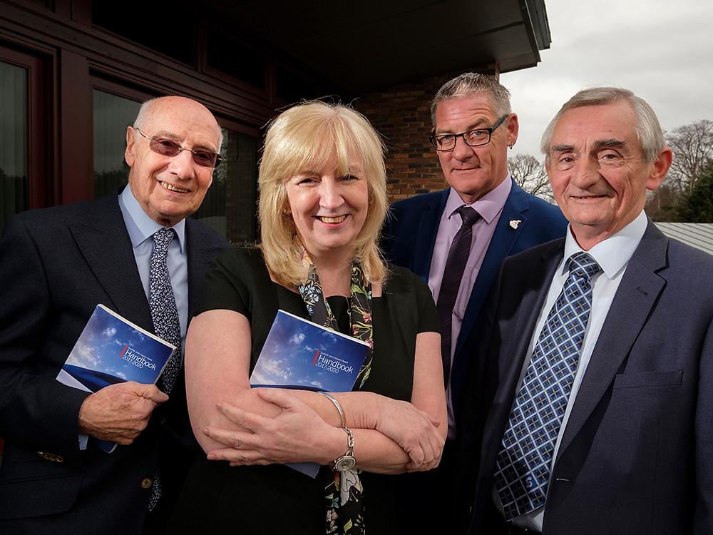 The launch of the new SJIB Handbook