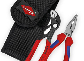 Maximum performance from knipex mini tools
