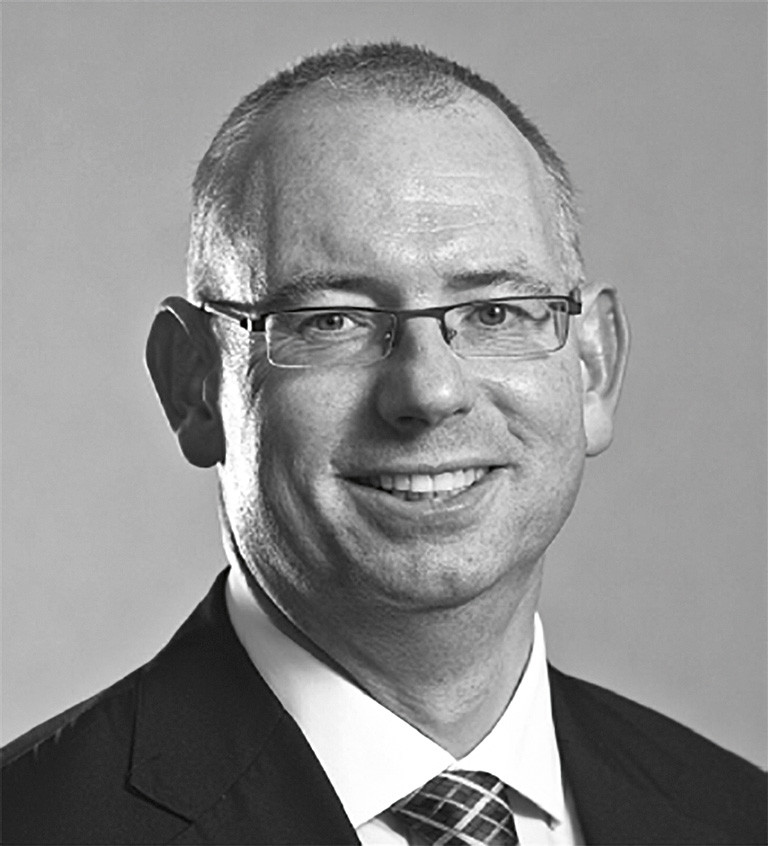 SELECT Managing Director, Alan Wilson