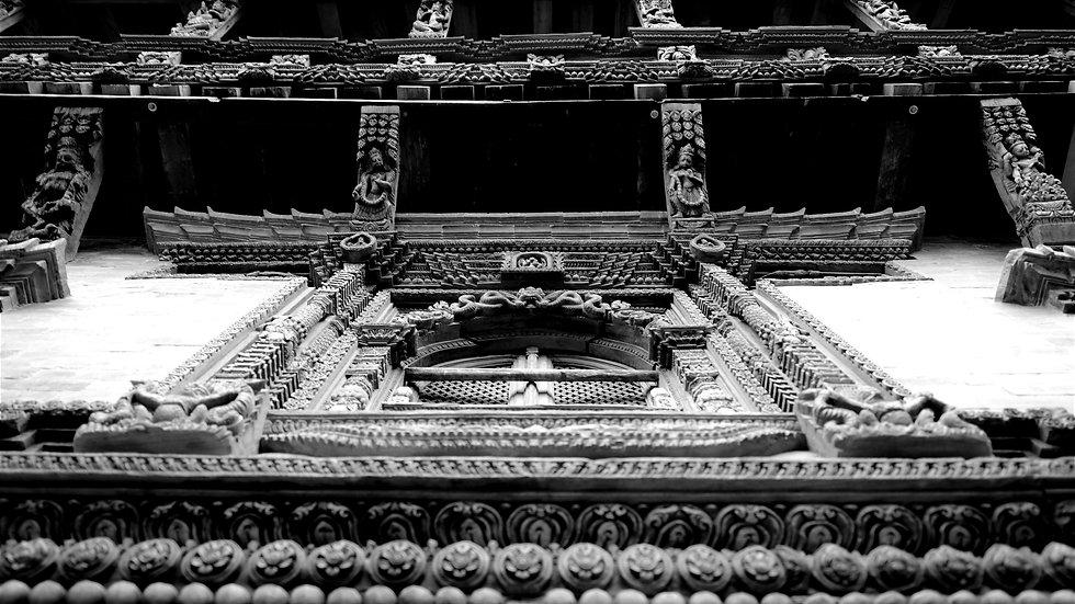 Facade, Nepal