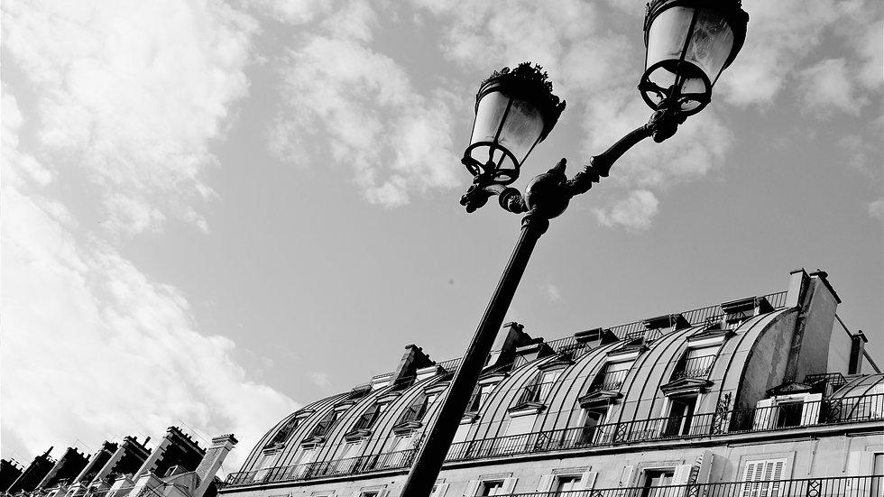 Paris - buildings