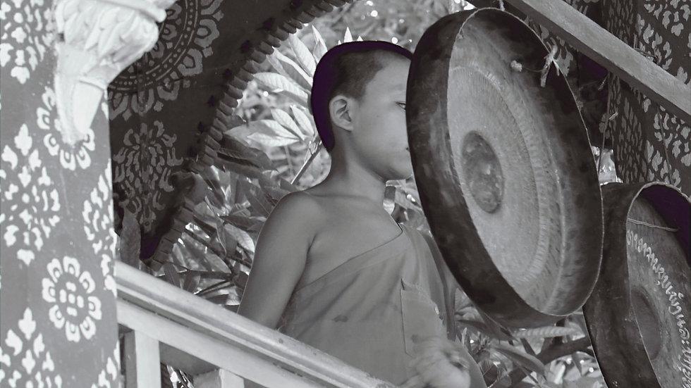 Drums, Luang Prabang
