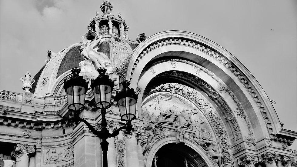 Paris - Facade