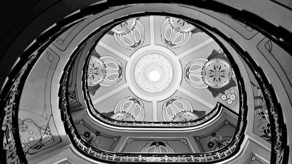 Riga - stairs