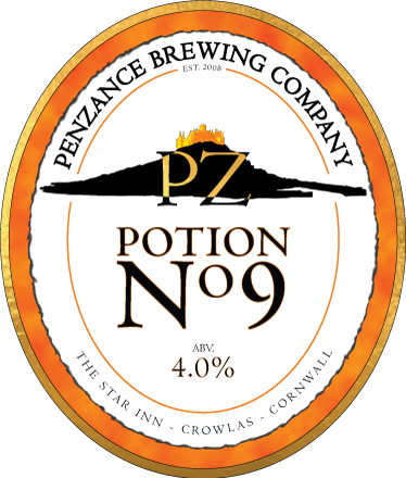 Penzance Potion No 9