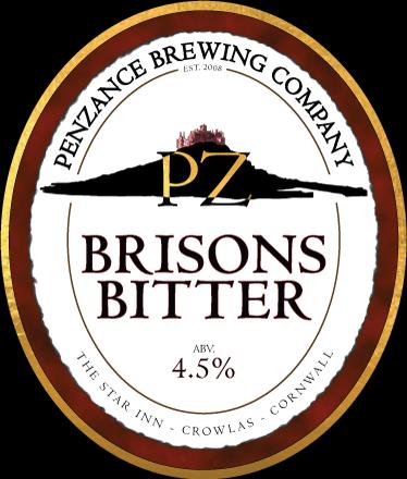 Penzance Brisons Bitter