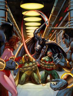 Avengers 160