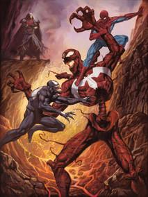 Venom Carnage Large