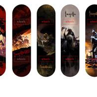 Skateboard Designs