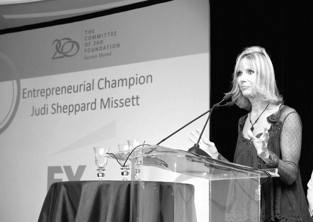 2014, Committee of 200 Luminary Award, San Francisco