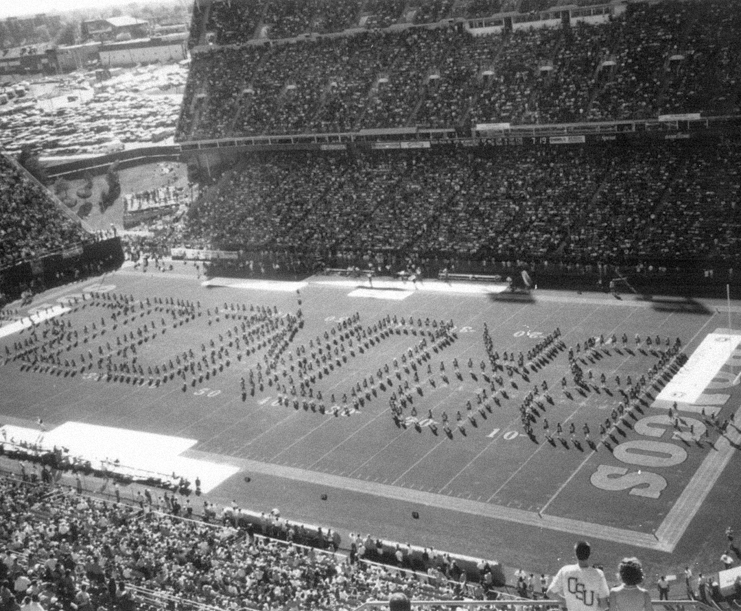One of many Jazzercise NFL Halftime Shows, for the Denver Broncos