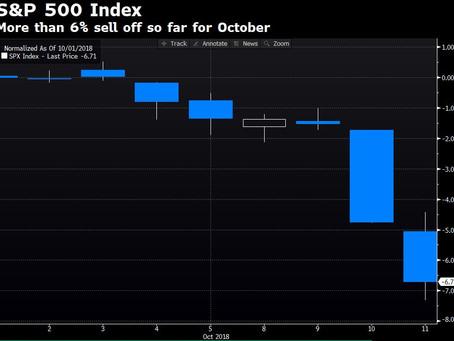 October Market Sell-Off