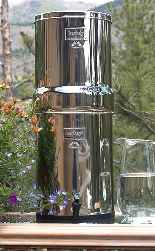 Berkey Water Purifiers - Call or Text us for Pricing -