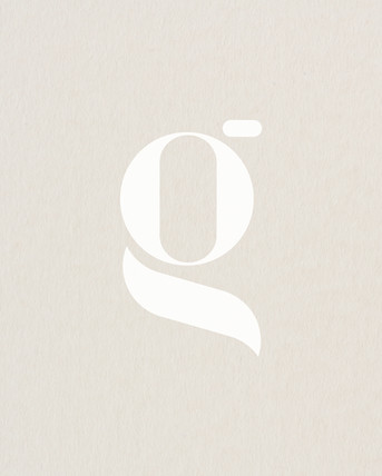 goede saeck logo design