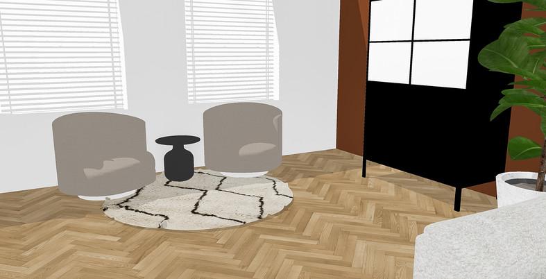 Visual interior design