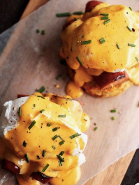 Build Your Eggs Benedict