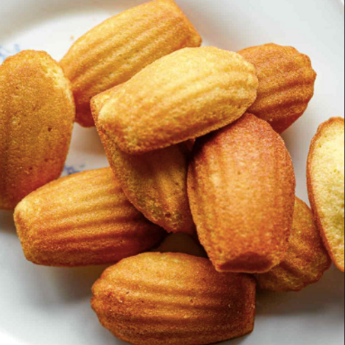 Madeleines by Bread & Co