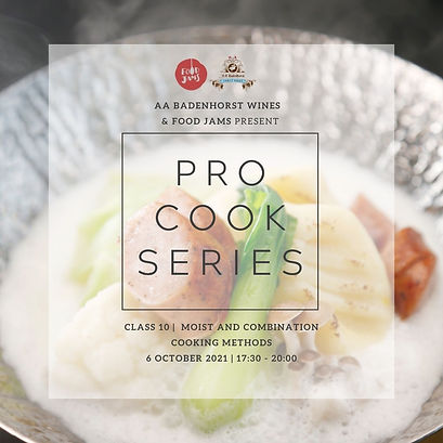 Welcome to the ProCook Series_Aug-Nov'21_Insta CLASS 10 moist & combination cooking method