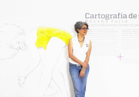 Rosana Faría: 25 años ilustrando libros para niños