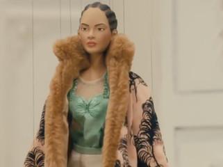 Las marionetas vivientes de Jeremy Scott para Moschino