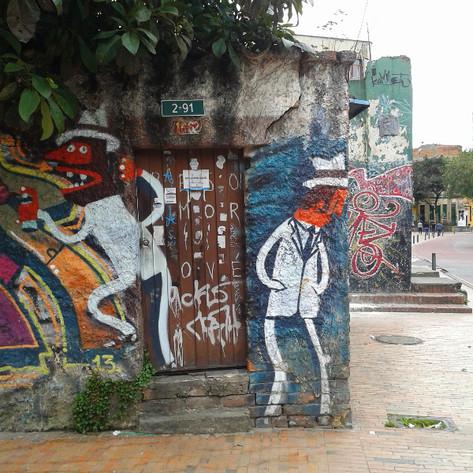 Libros fugitivos Colombia