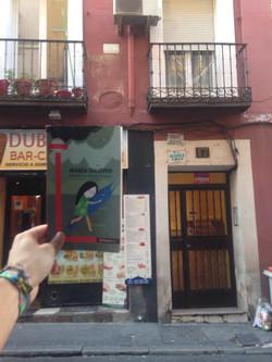 Madrid-Chueca (edificio en el que v