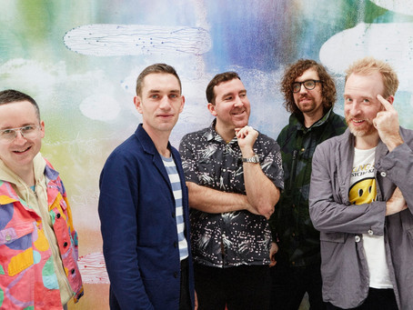 La tribu sin nombre · Hot Chip
