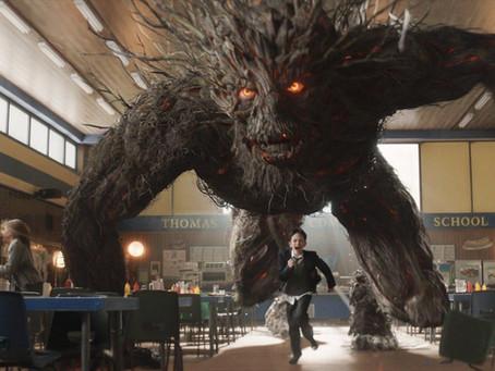 """La niñez en la película """"Un monstruo viene a verme"""""""