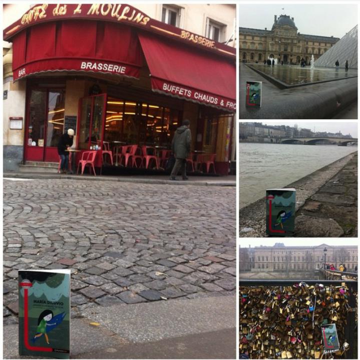 Café de Amelie · París · Francia