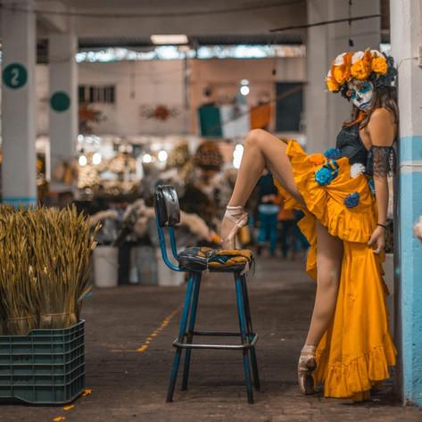 Danzatrinas · Edgar Olguín