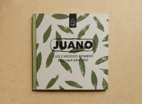 Juano, una nueva aventura editorial