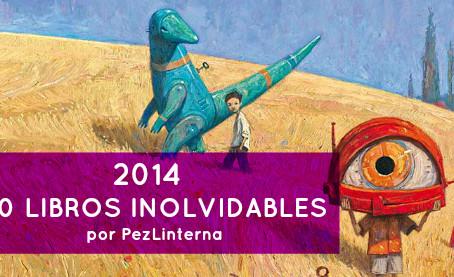 10 libros inolvidables de 2014