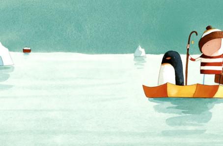 Oliver Jeffers, el humor emocional