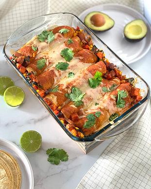 Best Vegan Enchiladas Recipe